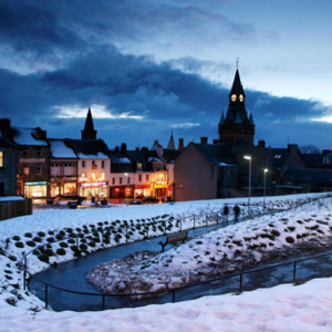 Christmas events in Fife