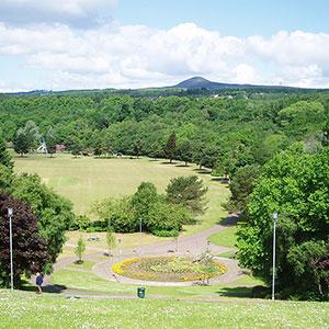 Top Walks in Glenrothes
